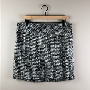 The Limited Woven Mini Skirt (Size 10)